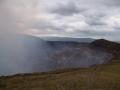 Der Vulkan ist nich aktiv ...