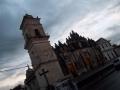 Und die Kirche La Merced.