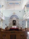 In der Rigaer Synagoge.