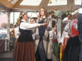 Tanz- und Musikveranstaltung mit lettischer Folklore.