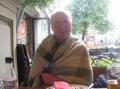 War kalt in Riga. Zumindest beim Bier.