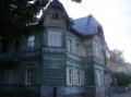 Ein Datschenviertel in Riga,