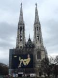 Wiener Innenstadt.