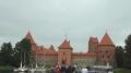 Eine mitterlalterliche Burg.