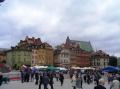 Hier der Vorplatz zur Altstadt